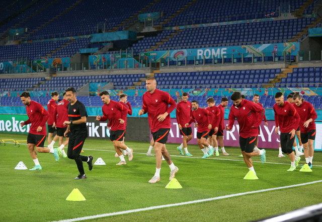 Türkiye - İtalya maçı muhtemel 11'leri! Türkiye İtalya maçı saat kaçta hangi kanalda? Bizim çocuklar EURO 2020'de sahne alıyor!