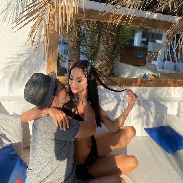 Hera Aslan ile Ozan Doğulu aşka geldi: Doymadık sevmelere! - Magazin haberleri