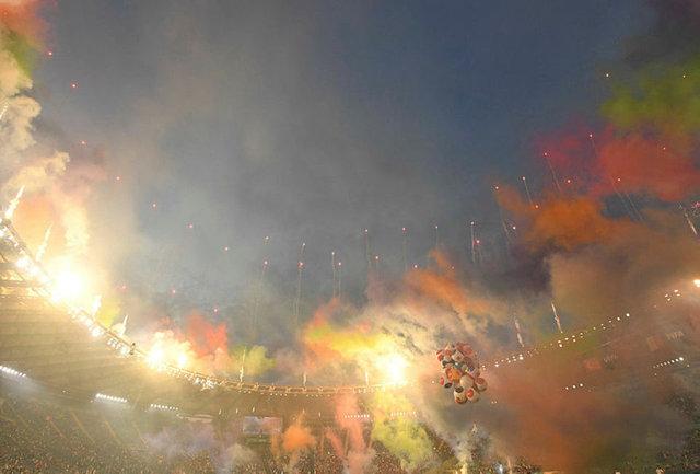 2020 Avrupa Futbol Şampiyonası açılış seremonisi yapıldı