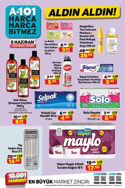 A101 BİM aktüel ürünler kataloğu! A101 BİM 10-11 Haziran aktüel kataloğu! İşte tüm liste yayında