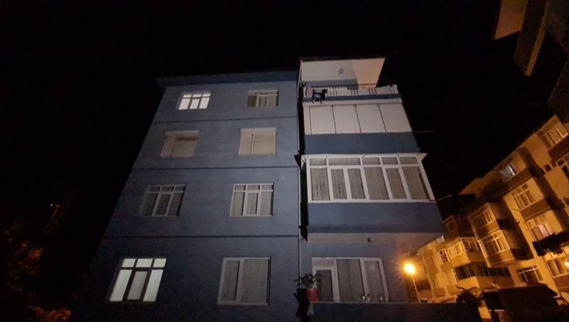 4'üncü kattan düştüğü iddia edilen Suriyeli çocuk ağır yaralandı
