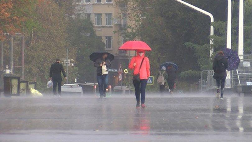 Meteoroloji'den bu iller için sağanak yağmur uyarısı - Hava Durumu