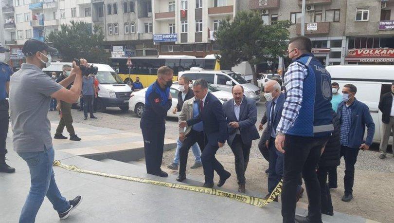 5 EL ATEŞ ETTİ! Son dakika: Yomra belediye başkanına silahlı saldırı!