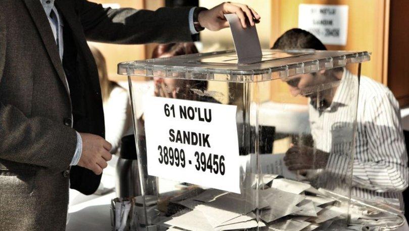 SON DAKİA: İçişleri Bakanlığı'ndan baro seçimleri için genelge - Haberler