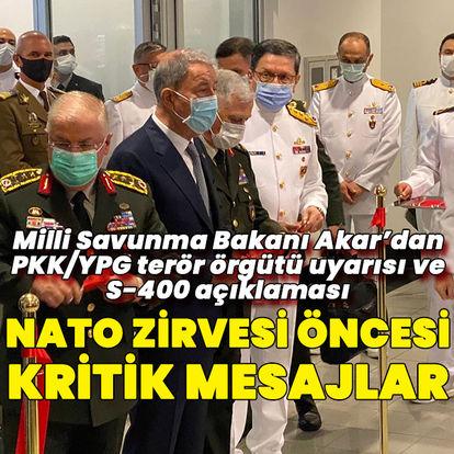 NATO Zirvesi öncesi önemli mesajlar
