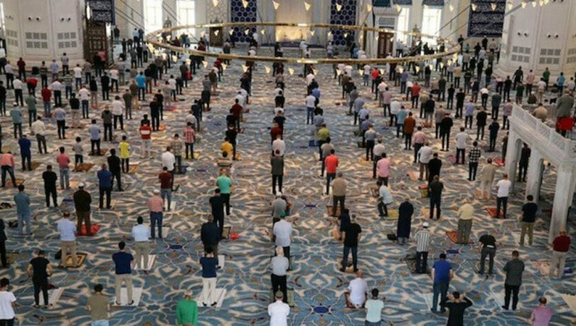 İstanbul Cuma saati: 11 Haziran 2021 Cuma namazı İstanbul'da saat kaçta kılınıyor?