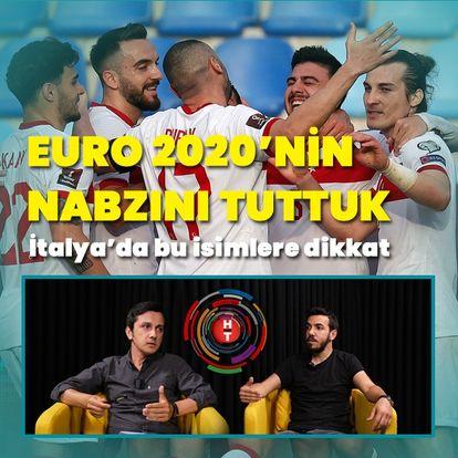 HTSPOR, EURO 2020'nin nabzını tuttu!