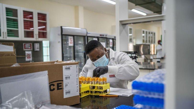 SON DAKİKA: 14 ülke üçüncü dalganın eşiğinde: Afrika halen aşı bekliyor! - Haberler