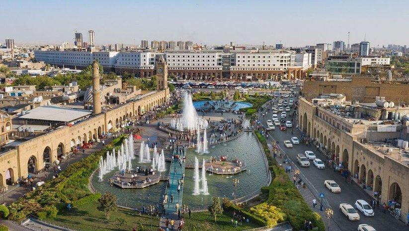 Terör örgütünün Erbil'deki ayaklanma planı bozuldu! Yakalandılar!