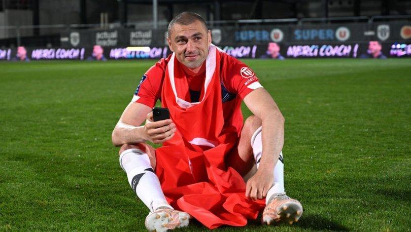 Luis Campos: Burak Yılmaz'ın futboluna aşığım!