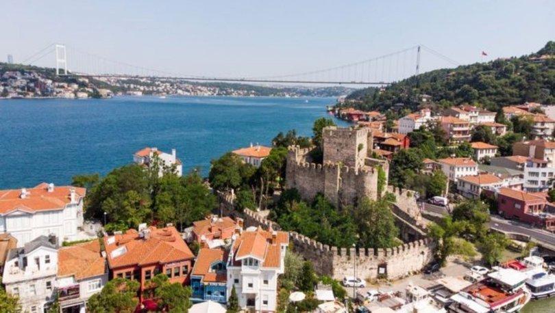 İstanbul'da konut satış fiyatlarının en yüksek olduğu mahalleler Rumelihisarı, Pınar ve İstinye
