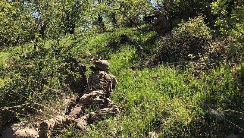 NOKTA OPAREASYON! Son dakika: PKK/KCK'nın sözde Mahmur sorumlusu etkisiz! - Haberler