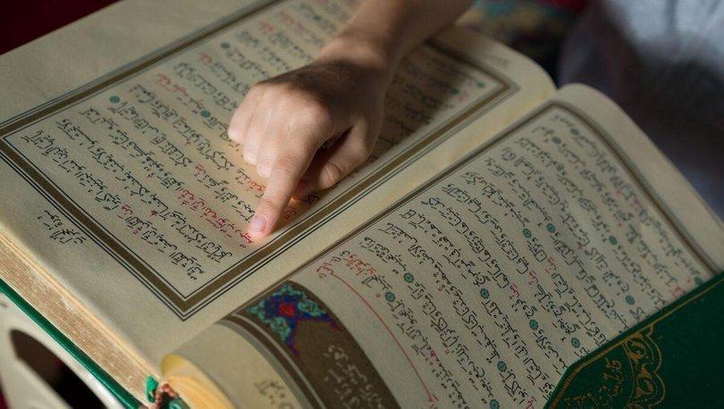 İsra Suresi Arapça - Türkçe okunuşu! İsra Suresi fazileti, meali ve konusu Diyanet