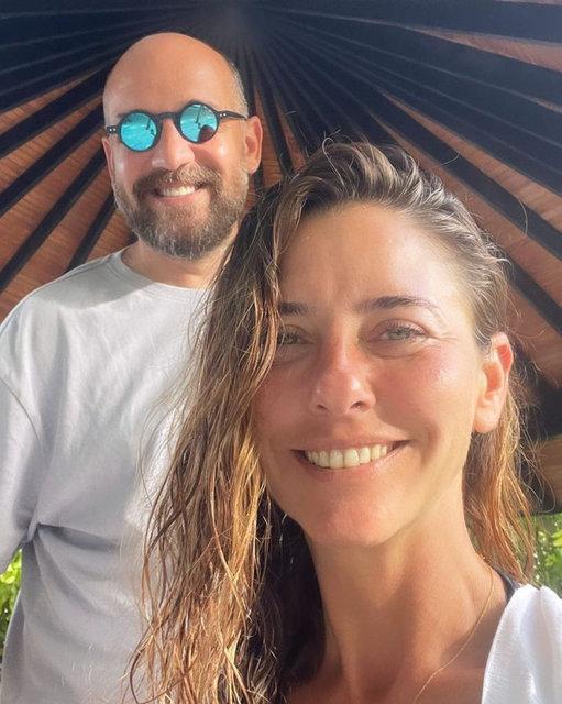 Ece Uslu ile Alp Tuğhan aşk yaşıyor! Maldivler'de ilan etti - Magazin haberleri