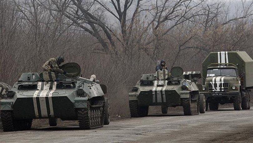 ABD, Ukrayna ordusuna 150 milyon dolarlık askeri yardım yaptığını açıkladı