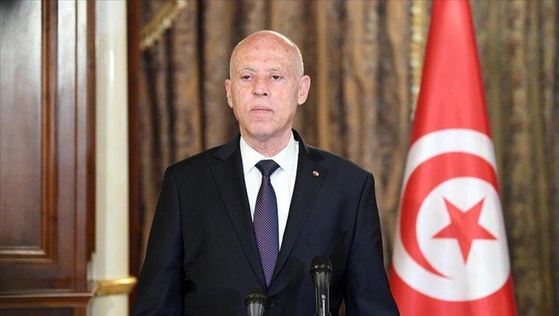 Tunus Cumhurbaşkanı Said, ülkedeki siyasi krizin çözümü için diyaloğa açık olduğunu söyledi