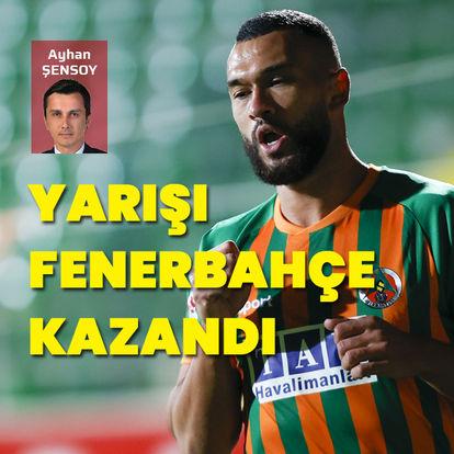 Yarışı Fenerbahçe kazandı!