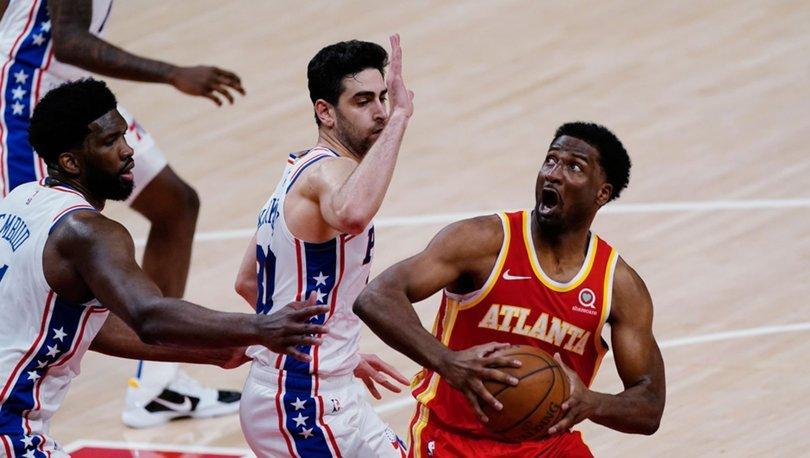 NBA'de Furkan Korkmaz'ın 14 sayı attığı maçı kazanan Sixers, seride yeniden öne geçti