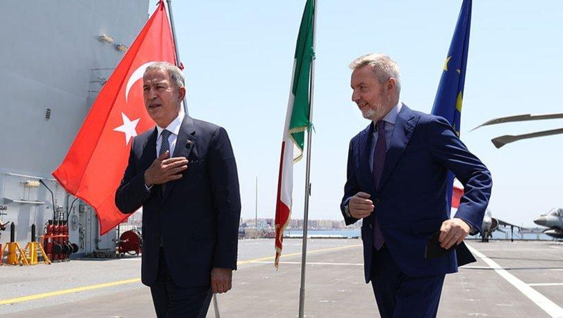 LİBYA ÇIKARMASI... Son dakika: Milli Savunma Bakanı Akar'dan flaş mesaj! - VİDEO HABER