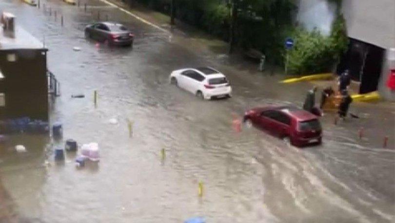 GELİYOR! SON DAKİKA: Meteoroloji'den İstanbul için uyarı - 12 Haziran hava durumu! - VİDEO HABER