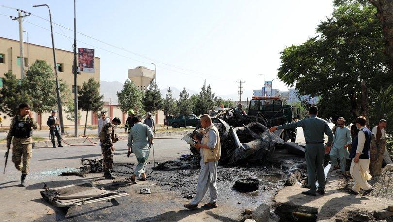 Afganistan'da bombalı saldırı: 7 kişi hayatını kaybetti