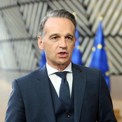Almanya Dışişleri Bakanı Heiko Maas, İran nükleer anlaşması konusunda pragmatizm vurgusu yaptı