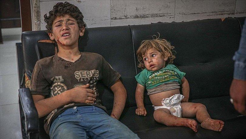 Son Dakika: Rusya, İdlib'de sivilleri vurdu ve... - Haberler
