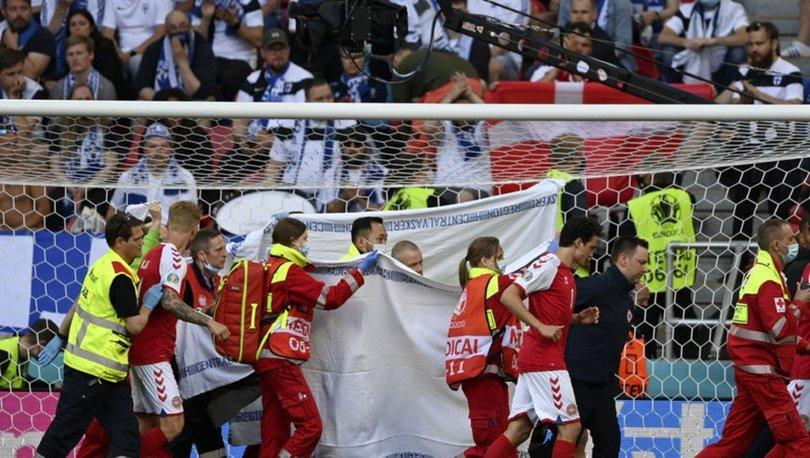 Danimarka - Finlandiya maçı kaldığı yerden devam ediyor