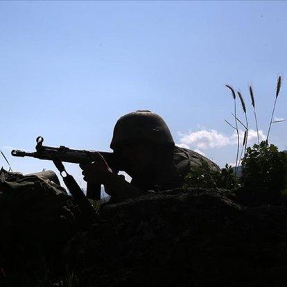 İçişleri Bakanlığı duyurdu: 1 terörist, silahıyla birlikte etkisiz hale getirildi