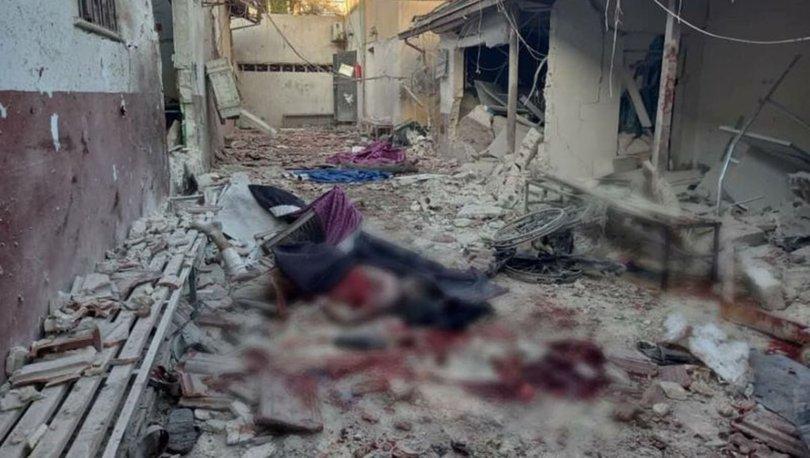 Terör örgütü YPG/PKK'nın düzenlediği saldırıda 13 sivil hayatını kaybetti çok sayıda sivil yaralandı