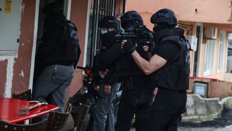 İstanbul'da terör örgütü PKK'ya yönelik operasyonda gözaltına alınan 7 şüpheliden 4'ü tutuklandı