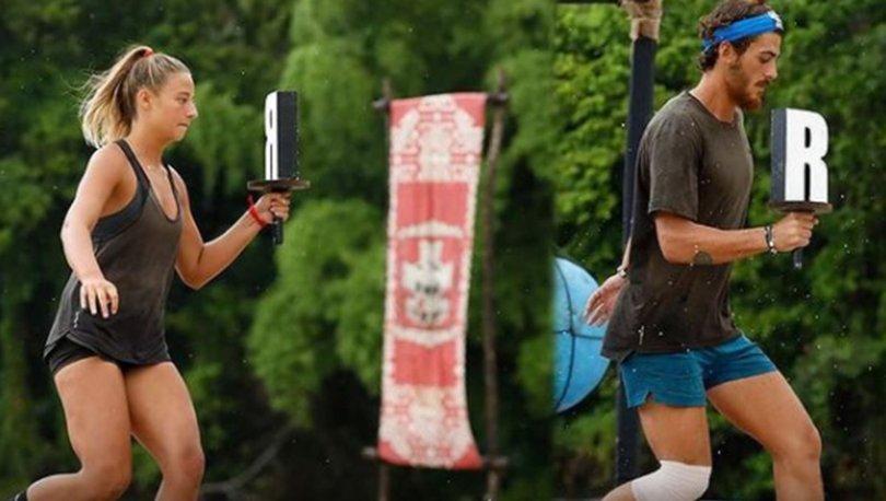 Survivor eleme adayı 12 Haziran 2021! Survivor'dan kim elenecek? Survivor dokunulmazlık oyununu kim kazandı?