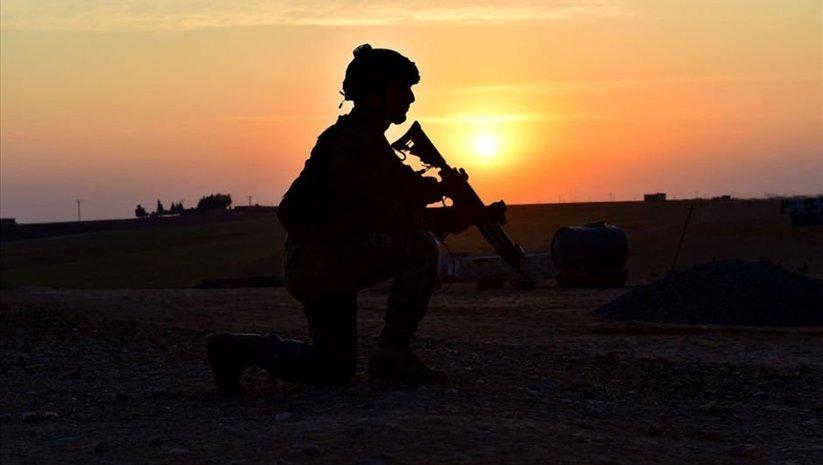 MSB duyurdu! Irak'ta 5 terörist etkisiz
