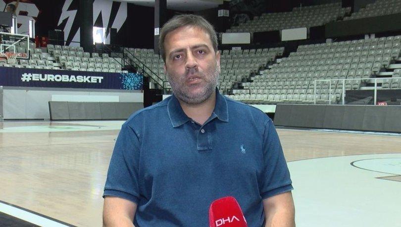 Umut Şenol: Beşiktaş'ın FIBA nezdinde imajını düzelttik