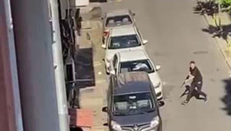 DEHŞET ANLARI! Son dakika: Kızını parka götüren baba ölmüştü! Şehir eşkıyaları kamerada - Haberler