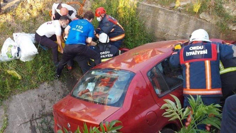 FECİ SON! Son dakika: Trafik kazasında karı koca hayatını kaybetti - Haberler