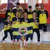 Masa tenisinde şampiyon Fenerbahçe!