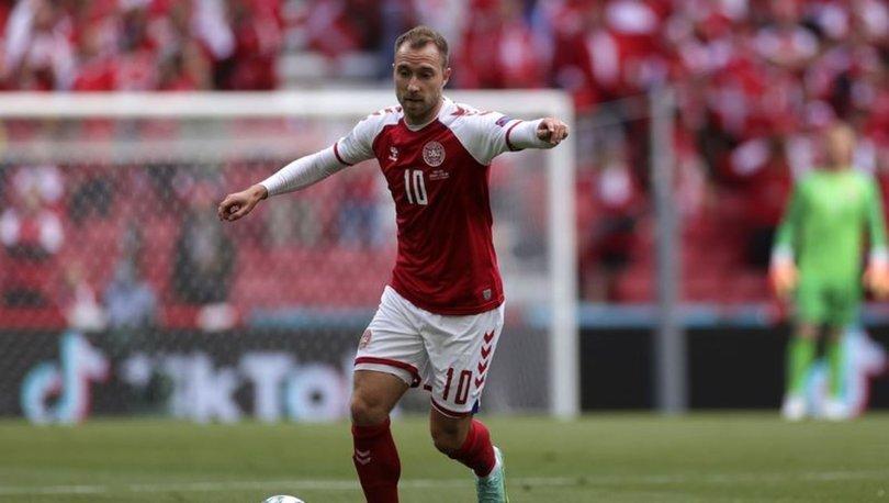 Danimarkalı Christian Eriksen'in tedavisine hastanede devam edilecek