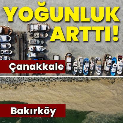 Kâbus Bakırköy ve Çanakkale kıyılarında!