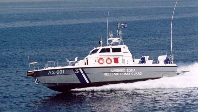 Son Dakika: Yunan botu Türk kara sularını ihlal etti ve... - Haberler