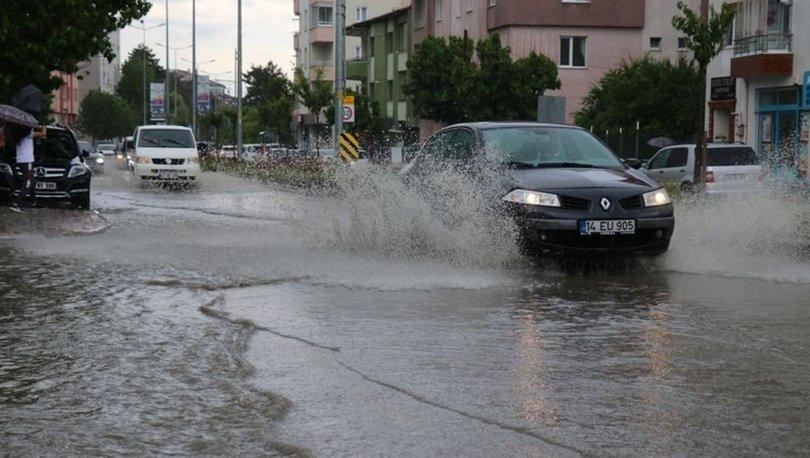 BU GECE BAŞLIYOR! Meteoroloji: Türkiye yarından itibaren yağışlı havanın etkisine giriyor - Hava Durumu