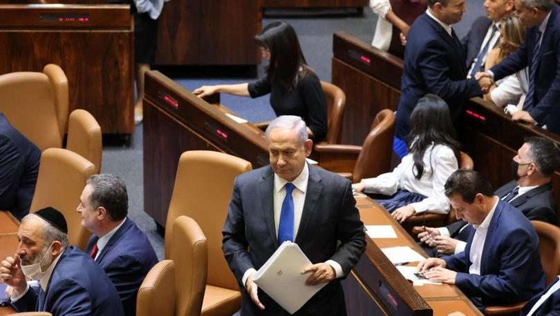 İsrail'de koalisyon hükümeti parlamentoda onaylandı; Netanyahu'nun 12 yıllık iktidarı son buldu