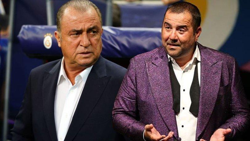 Ata Demirer'in Fatih Terim taklidi sosyal medyayı salladı - Magazin haberleri