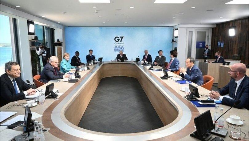 G7 zirvesi: Liderlerin iklim vaatleri çevre aktivistlerini memnun etmedi