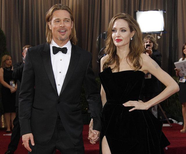 Angelina Jolie, Brad Pitt ile ortak velayet kararını temyize taşıdı - Magazin haberleri