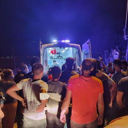 Tunceli'de uçuruma düşen kişi yaralı olarak kurtarıldı