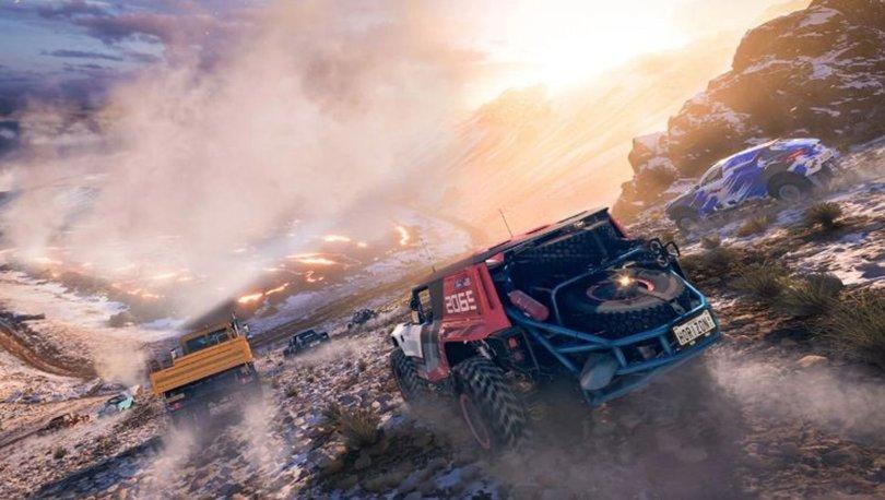 Forza, Horizon 5'in çıkış tarihini duyurdu! Horizon 5 ne zaman çıkacak?