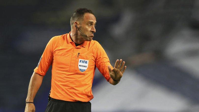 Son dakika haberi Galler maçına Portekizli hakem!