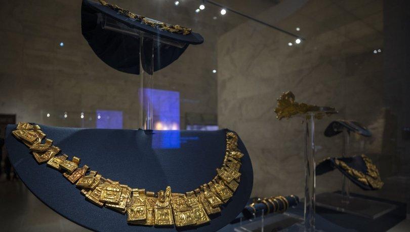 Mısır'da dairede bulunan hazineye yargı yoluyla el konuldu