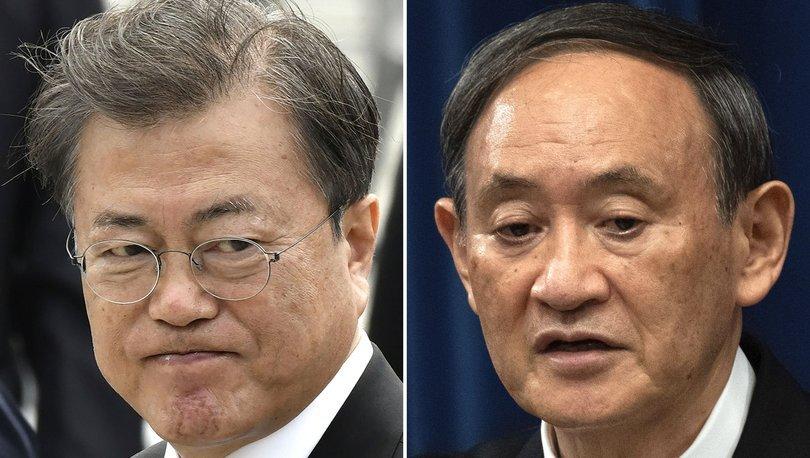 G7 Zirvesi'nde yapılması planlanan Japonya- Güney Kore görüşmesi iptal oldu